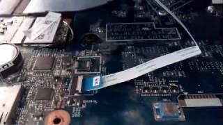 видео Ремонт ноутбука ACER Aspire E1-410G