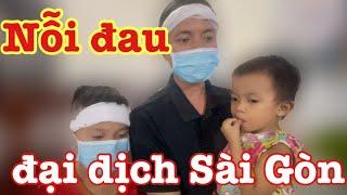 Mò ốc mưu sinh, 2 mẹ con ra đi bỏ chồng,3 con nhỏ giữa đại dịch SG