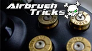 XBOX 360 Controller Bullet Button Mod - How to actually make bullet buttons