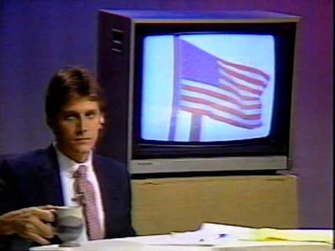 Cablenet Cable TV Northwest Chicago Suburbs Election Coverage from 1985