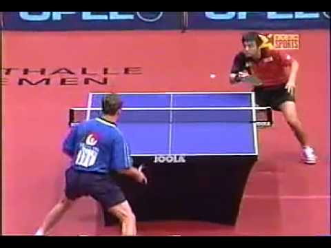 Jan Ove Waldner vs Liu Guoliang