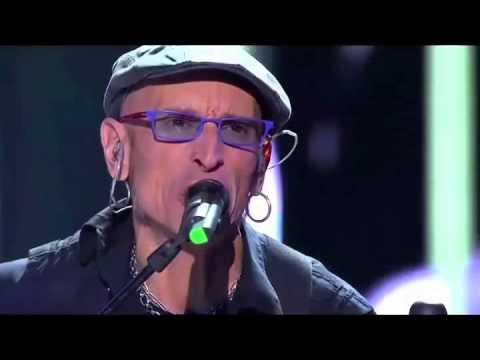 Alucinante - Fito Cabrales en los premios Ondas 2015