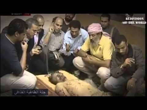 Redivision of the World 47: Who Really Killed Gaddafi?