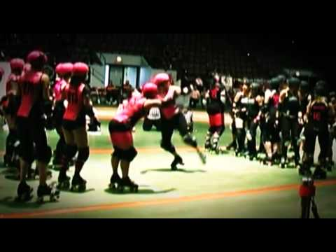 South Central Regional Roller Derby Hits Reel