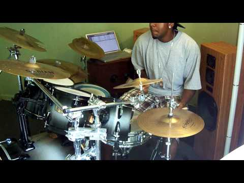 Maybach Music Pt 2 Kanye West Drum Solo {Insane pt 2}