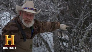 Mountain Men: Tom Turns Beaver Catch Into CASH (Season 9) | History