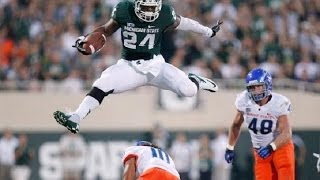 Spartan Legends - LeVeon Bell 2013 NFL Draft - 48th Pick