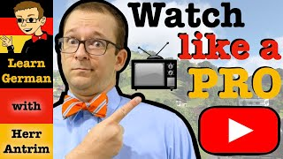 How to Watch German Movies, TV Shows \u0026 Videos for Language Learning Results