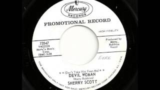 Devil Woman - Sherry Scott (answer song)