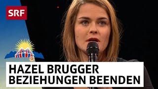 Hazel Brugger über Adoleszenz und den tieferen Sinn des Lebens