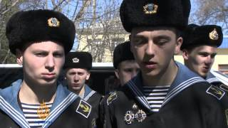 Crimea cadets to choose their nationalities