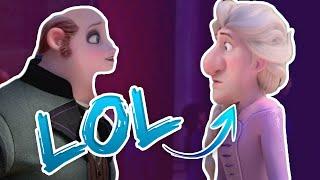 Τα πιο αστεία FACE SWAPS της Disney #4