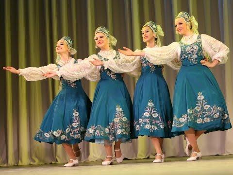 Русский народный танец Новости