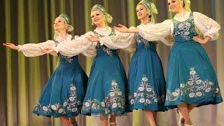Танцы -  Народные Русские. Детские танцы