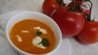 Tomato Soup Recipe in Ten minutes