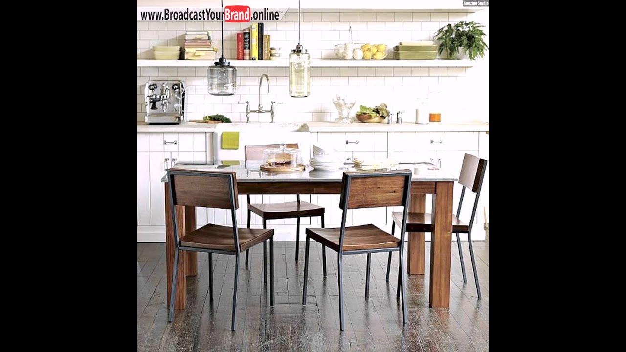 k chen tisch st hle esszimmer rustikal wandfliesen wei. Black Bedroom Furniture Sets. Home Design Ideas