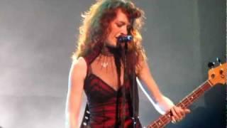 Melissa Auf der Maur - Isis Speaks (Live in Montreal)