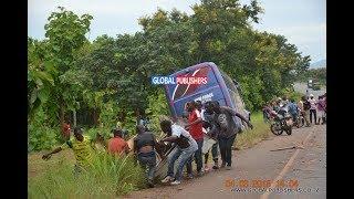 GLOBAL HABARI: AJALI! Yaua 5 Morogoro, Nyingine Yajeruhi Iringa