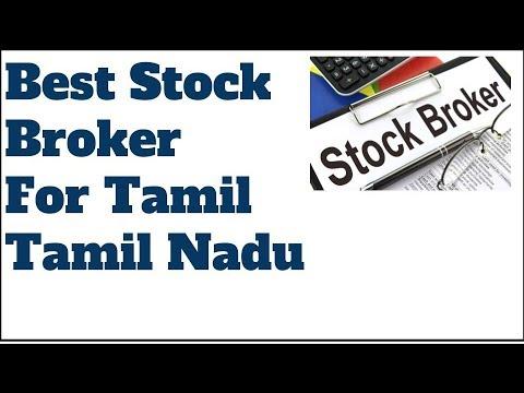 Stock broker comparison in Tamil (Who is best broker for Tamilnaudu)