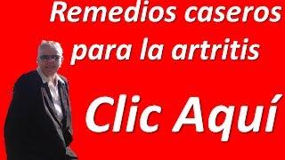 Aprende a lubricar tus articulaciones | Remedios Caseros para la Artritis(, 2014-05-03T18:52:08.000Z)