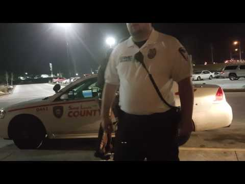 St. Louis County Police Takedown Alleged Shoplifter at South County Center 1-7-2017