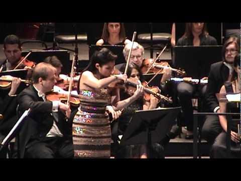 Festival Musical de Santo Domingo 2011 | 12 de marzo | Brahms — Sarah Chang