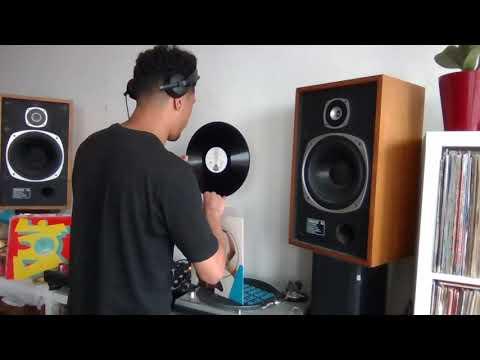 Vinyl DJ Set