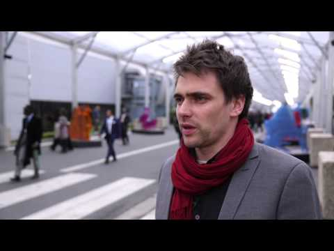 Germanwatch's Sönke Kreft talks on the Climate Risk Index