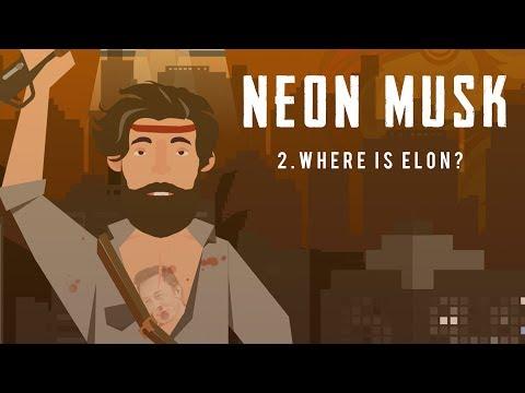 "Neon Musk - 2. ""Where is Elon?"" [Jingle Jam 2017 Hat Films Improv Album]"