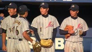Baseball JAPAN × TAIWAN Asian AAA2011-830【総集編】