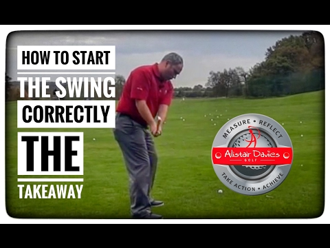 The Takeaway| How To Start The Swing Correctly