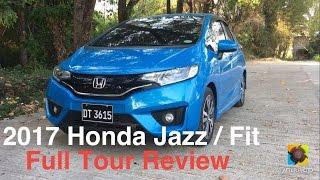 2017 Honda Jazz VX 1.5 CVT / Honda Fit Full Tour Review