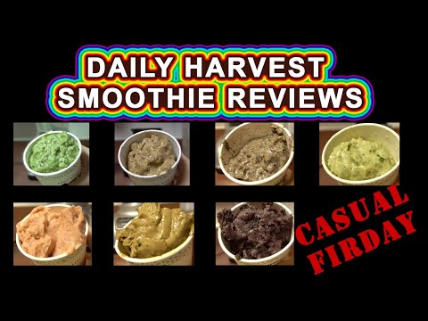 daily-harvest-smoothie-review---7-flavors-+-coupon-code!
