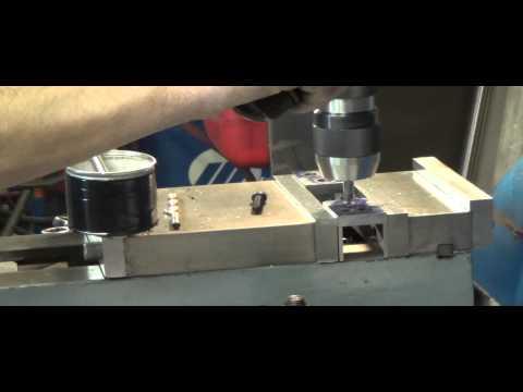 Angle Plate Part III plus ToolHolder Rack and Breadman job