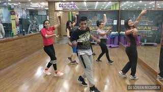 Tu long mai elaichi//// dance class video