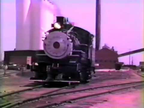 Great Western #51 Steam Locomotive 1984