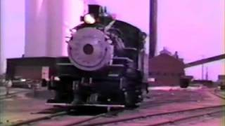 Great Western #51 Steam Locomotive 1984