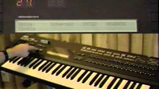 На Ямаху DX7 II в ФД D відео-інструкцію з n-ї школи синтезу