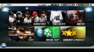 Premium Skill Change Tickets! Utilizing the new Feature! Mlb 9 innings 19