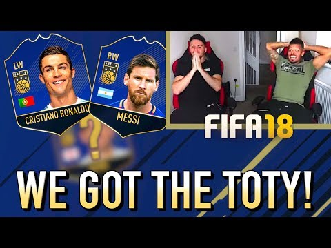 WE GOT THE FIFA 18 TEAM OF THE YEAR! thumbnail