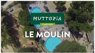 Camping Huttopia Le Moulin | Visite virtuelle en Ardèche