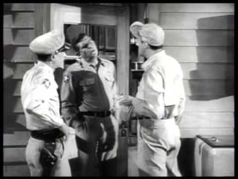 Original Andy Griffith show with *different* sound track