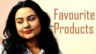 Favorite Indian Products {Delhi Fashion Blogger}