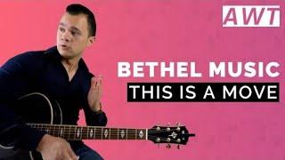 Tasha Cobbs Leonard - This Is A Move (Guitar and chords)