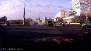NEW SHOCKING car accident in Russia!Opel Astra crash!Volkswagen Tiguan crash!ДТП