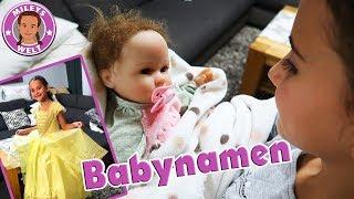 REBORN BABY bekommt NAMEN - endlich dürfen wir es verraten - Mileys Welt thumbnail
