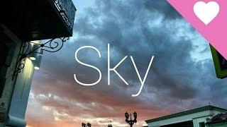 Sky. Inspiration // Небо. Вдохновение