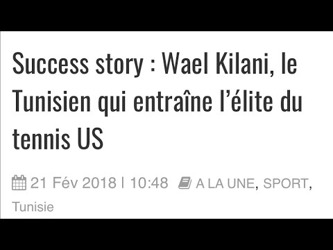 Tennis Tips: Generate power from racquet-head speed by Wael KILANI-Tennis Coaching👍 Enjoy Everyone!