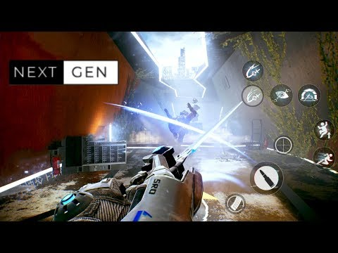 Top 12 Best Looking FPS Games On Android & IOS