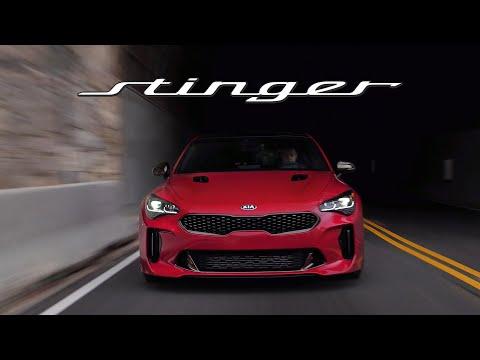2018 kia stinger review game changer cars. Black Bedroom Furniture Sets. Home Design Ideas